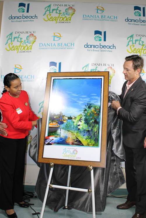 A&SC-poster-unveiling-Mayor-Walter-Duke-and-Artist-Kim-Ford-IMG_0324